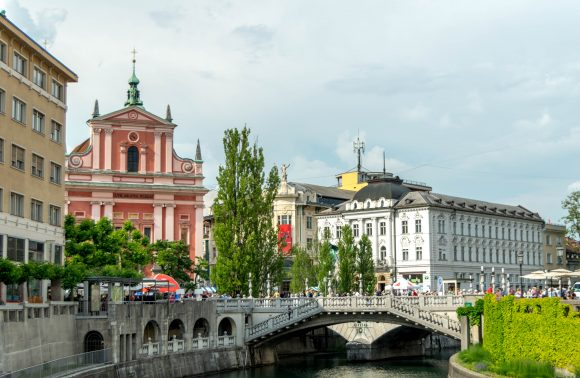 Ljubljana Walking Tour