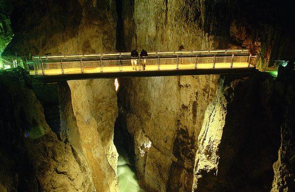 Škocjan Caves Tour