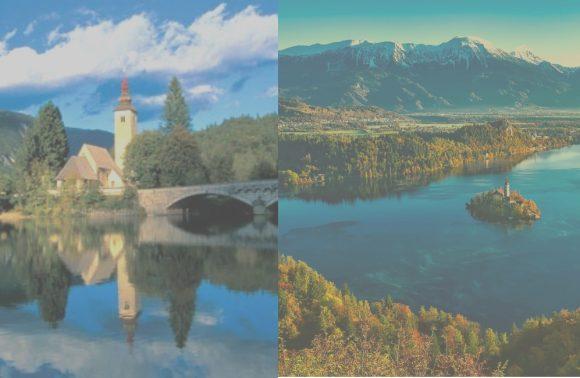 Lake Bled & Lake Bohinj